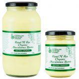 Organic Macadamia Butter - Natural Crunchy